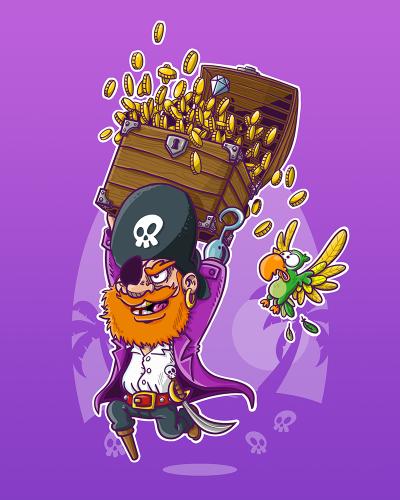 Trésor du Pirate