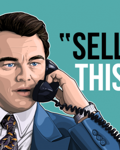 Le loup de Wall Street - Contenu Facebook
